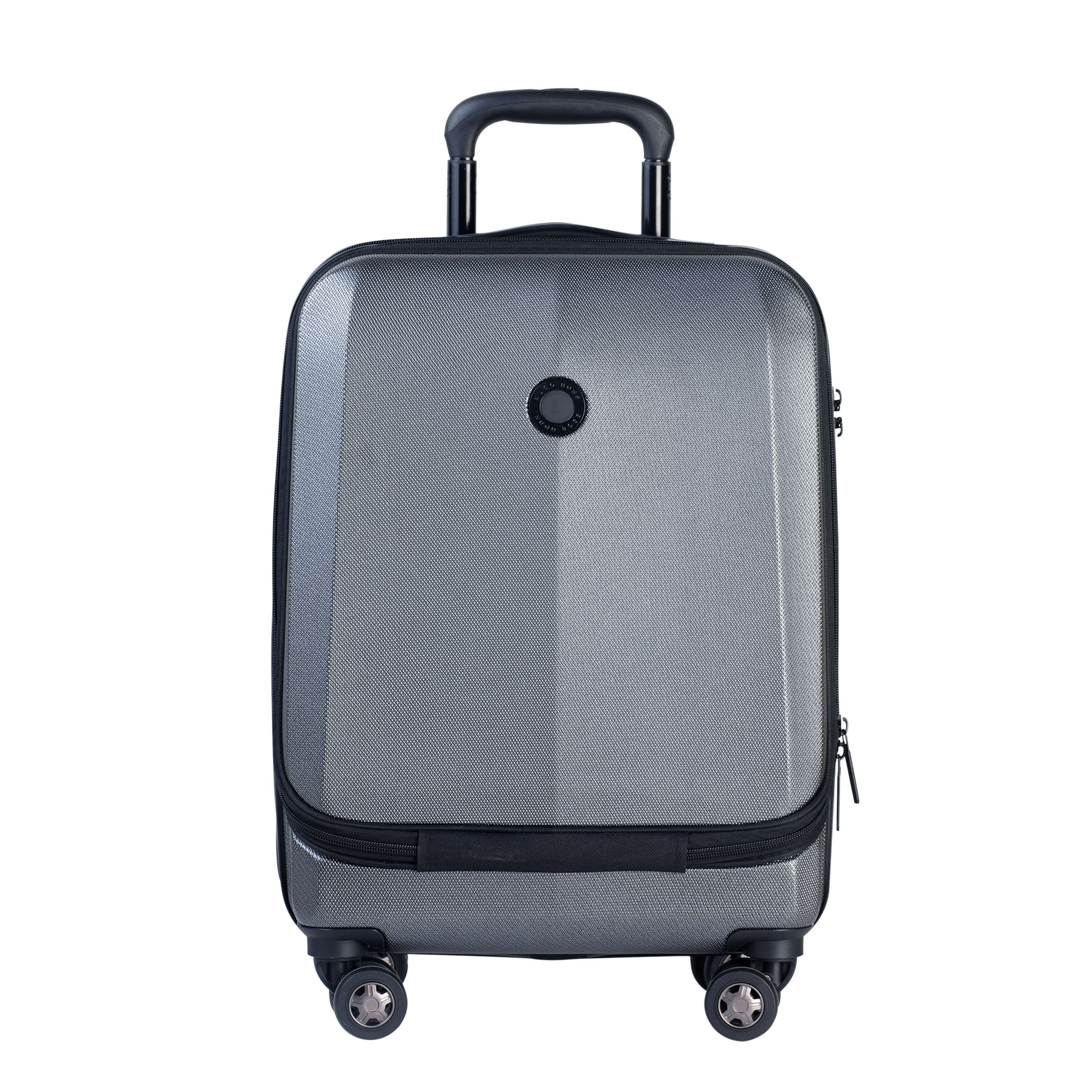 Hugo Boss Trolley Gleam with laptop compartment