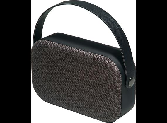 Denver BTS-63Black portable stereo speaker, black