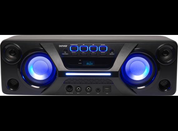 Denver Portable Bluetooth speaker BTB-410NR