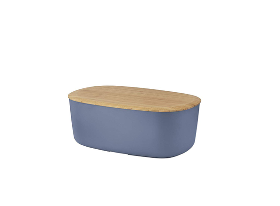 Stelton box-it bread box dark blue