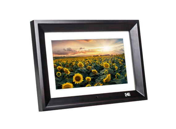 Kodak digital picture frame 10 inch display, black