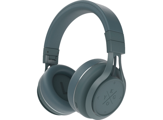 Kygo A9 / 600 Wireless Over-Ear Headphone (Bluetooth Earphone), Gray