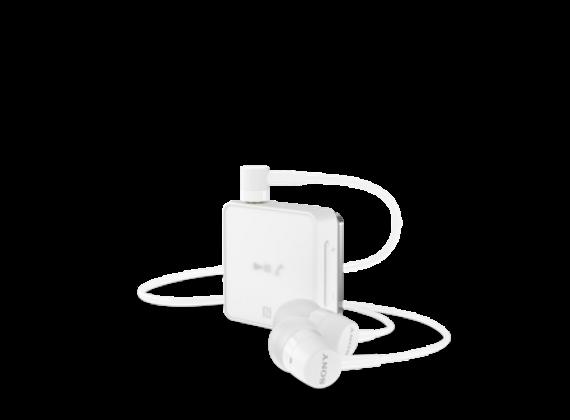 Sony Stereo Bluetooth Headset SBH24 white