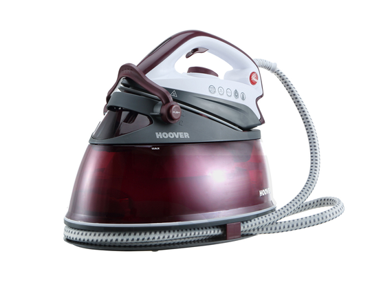 Hoover 2500 W steam iron 2 liters with ceramic soleplate