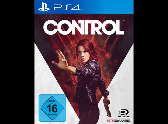 PlayStation 4 - Control
