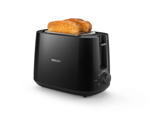 Philips Daily Collection HD2581 / 90 Toaster 2 Slice