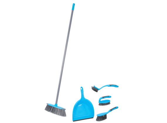 Lifetime cleaning set 6pcs