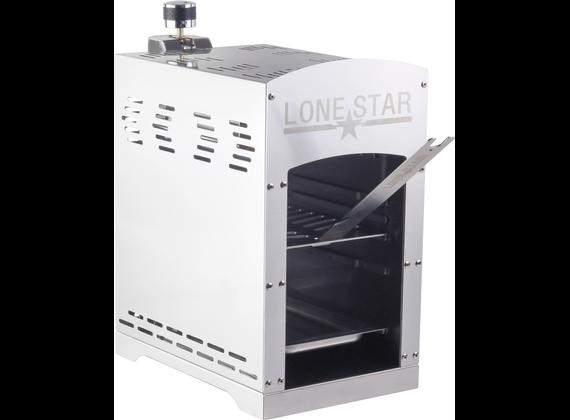 Edco Lonestar Beef burner / top heat gas grill