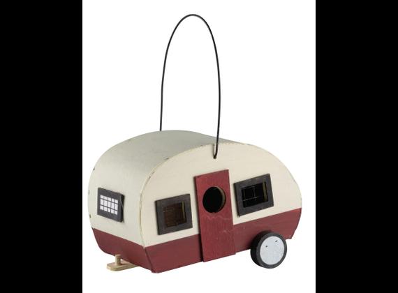 Lifetime Garden birdhouses nesting box caravan