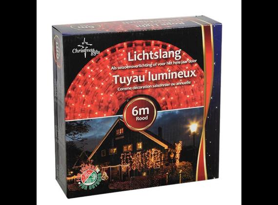 Grundig Christmas Lights 6m in red
