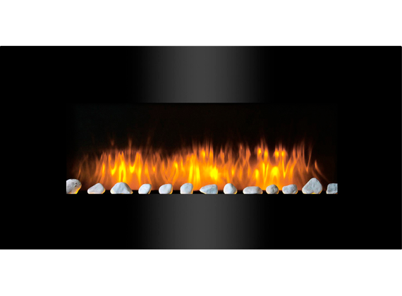 Classic Fire electric fireplace Vancouver 105.5 c, 87112525396