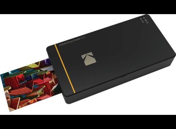 Kodak PM210, Photo Printer - Black