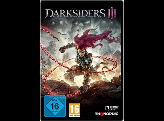 PC - Darksiders III