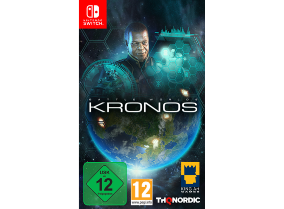 Nintendo Switch - Battle Worlds: Kronos