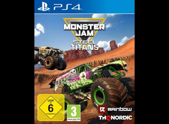 Playstation 4 - Monster Jam Steel Titans
