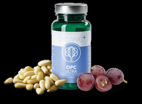 Organic+ OPC Ultra 60 Kapseln ORGANIC006