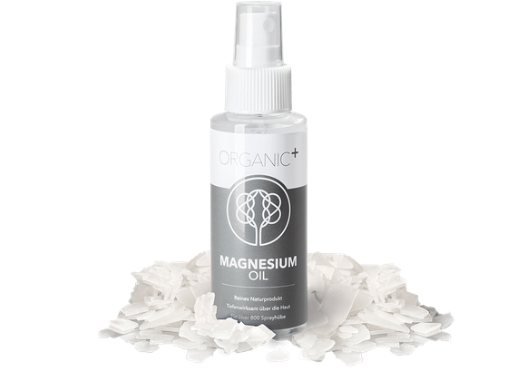 Organic+ Magnesium Oil Spray 100ml ORGANIC011