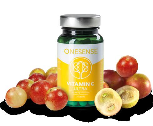 ONESENSE Vitamin C Ultra 60 Capsules