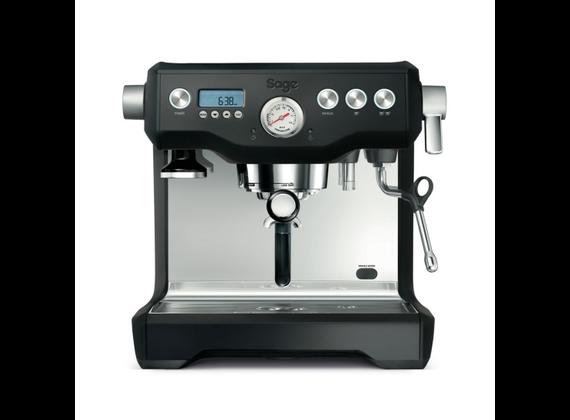 SAGE the dual boiler SES920, filter holder 15 Bar, Matt Black