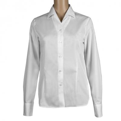 Lyconet elegant blouse in white